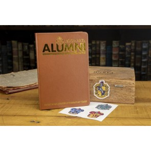 PP4979HP - WIZARDING WORLD - HOGWARTS ALUMNI NOTEBOOK AND STICKER SET