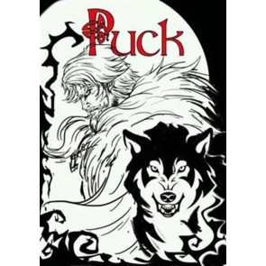 PUCK #2 BLANK Cover 2 - UNO STRANO HALLOWEEN - Cover a china b/n