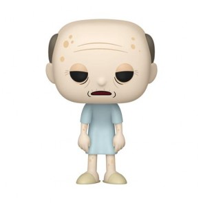RICK AND MORTY - POP FUNKO VINYL FIGURE 693 HOSPICE MORTY 9CM
