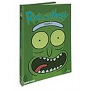 RICK AND MORTY - STAGIONE 03 (MEDIABOOK COMBO CE) (BLU-RAY+2DVD)