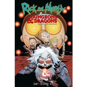 RICK AND MORTY VS DUNGEONS & DRAGONS 2
