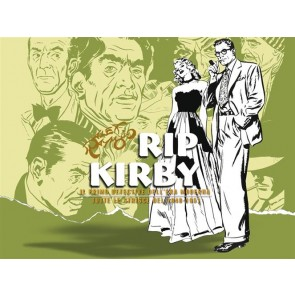 RIP KIRBY: LE STRISCE GIORNALIERE, VOL. 2 - 1948-1951