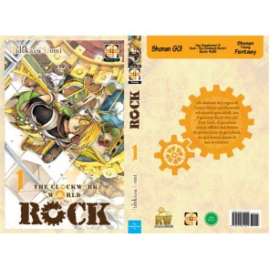 ROCK, THE CLOCKWORK WORLD 1