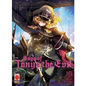 SAGA OF TANYA THE EVIL 13
