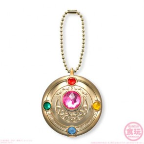 SAILOR MOON - MINIATURELY TABLET V.2 - TRANSFORMATION BROOCH