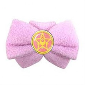 SAILOR MOON - MOLLETTONE PER CAPELLI HAIR FUCSIA