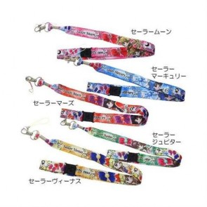 SAILOR MOON - NECK STRAP 06 MERCURY