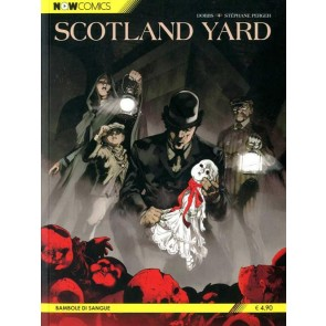 SCOTLAND YARD 2 - BAMBOLE DI SANGUE