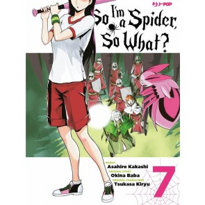 SO I'M A SPIDER, SO WHAT? 7