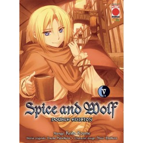 SPICE AND WOLF - DOUBLE EDITION 5 (DI 8)