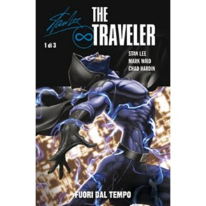 STAN LEE: THE TRAVELER 1 - 100% PANINI COMICS