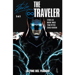 STAN LEE: THE TRAVELER 3 - 100% PANINI COMICS