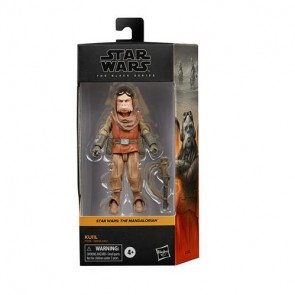 STAR WARS - BLACK SERIES - THE MANDALORIAN - KUIL- ACTION FIGURES 15CM