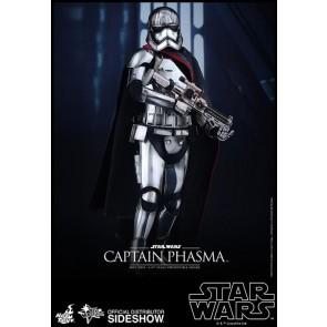 STAR WARS EPISODE VII - CAPTAIN PHASMA - 12' FIGURE HOT TOYS