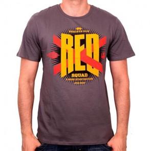 STAR WARS EPISODE VII - T-SHIRT RED SQUAD XL