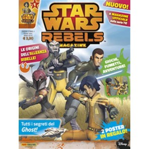 STAR WARS REBELS MAGAZINE 1