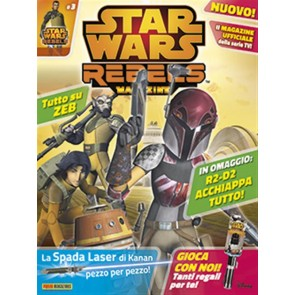 STAR WARS REBELS MAGAZINE 3