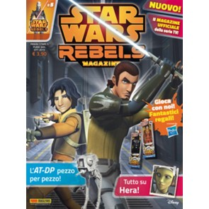 STAR WARS REBELS MAGAZINE 5