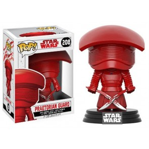 STAR WARS THE LAST JEDI - POP FUNKO VINYL FIGURE 208 PRAETORIAN GUARD 9CM