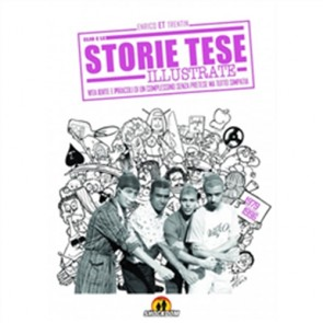 STORIE TESE ILLUSTRATE 1979-1996 SHOCKDOM EDIZIONI