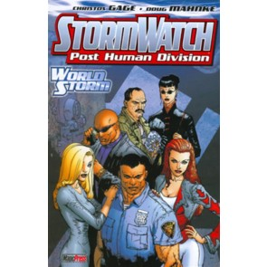 STORMWATCH PHD: CHI HA SPARATO A J.K.?