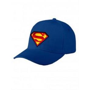 SUPERMAN - CAPPELLINO - LOGO BASEBALL CAP