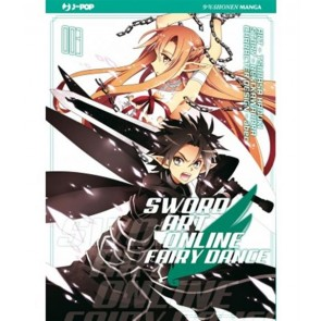 SWORD ART ONLINE - FAIRY DANCE 3
