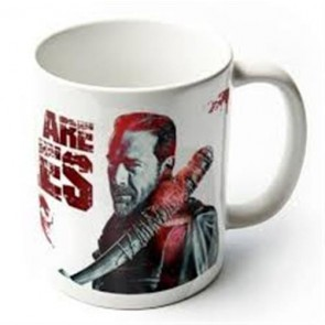 TABGBY045 - THE WALKING DEAD - MUG 300ML - RULES