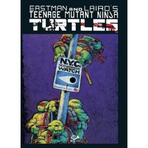TEENAGE MUTANT NINJA TURTLES (001) 5