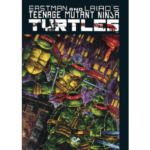 TEENAGE MUTANT NINJA TURTLES (001) 6