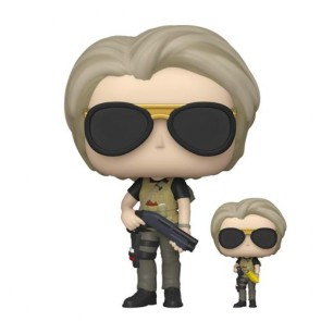 TERMINATOR: DARK FATE - POP FUNKO VINYL FIGURE SARAH CONNOR ASSORTMENT (6) 9CM