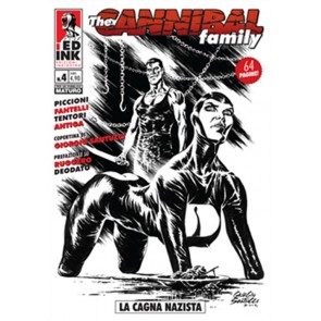 THE CANNIBAL FAMILY 4 - PRIMA RISTAMPA