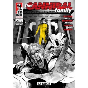 THE CANNIBAL FAMILY 5 - RISTAMPA