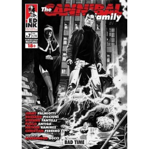 THE CANNIBAL FAMILY 7 - RISTAMPA