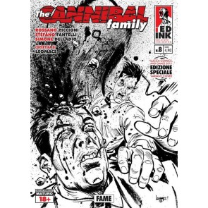 THE CANNIBAL FAMILY 8 - FAME - VARIANT COVER