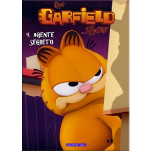 THE GARFIELD SHOW CARTONATO 4 - AGENTE SEGRETO