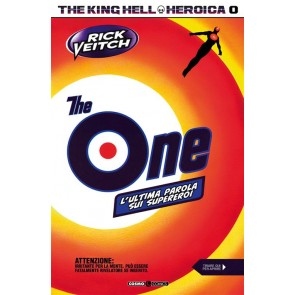 THE KING HELL HEROICA, VOL. 0 - THE ONE