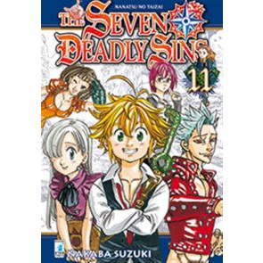 THE SEVEN DEADLY SINS - NANATSU NO TAIZAI 11