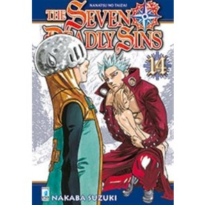 THE SEVEN DEADLY SINS - NANATSU NO TAIZAI 14