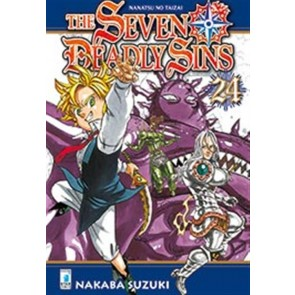 THE SEVEN DEADLY SINS - NANATSU NO TAIZAI 24