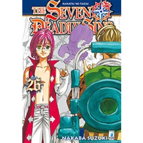 THE SEVEN DEADLY SINS - NANATSU NO TAIZAI 26