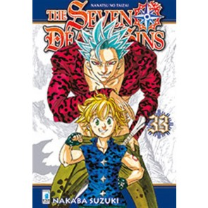 THE SEVEN DEADLY SINS - NANATSU NO TAIZAI 33