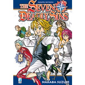 THE SEVEN DEADLY SINS - NANATSU NO TAIZAI 8