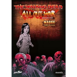 THE WALKING DEAD - ALL OUT WAR - MAGGIE