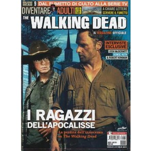 THE WALKING DEAD - LA RIVISTA UFFICIALE 9