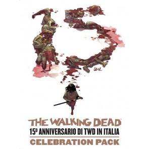 THE WALKING DEAD 70 - BOX QUINDICESIMO ANNIVERSARIO