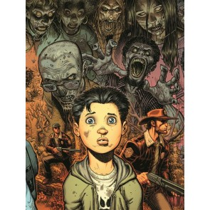 THE WALKING DEAD COLOR EDITION 3 - VARIANT COVER