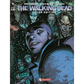 THE WALKING DEAD COLOR EDITION 5 - VARIANT COVER