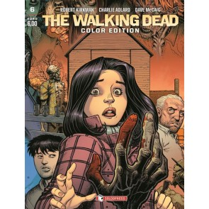 THE WALKING DEAD COLOR EDITION 6 - VARIANT COVER