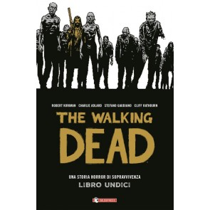 THE WALKING DEAD HARDCOVER 11